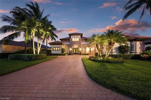 19860 Markward Crcs, Estero, FL 33928 (#220052505) :: The Dellatorè Real Estate Group