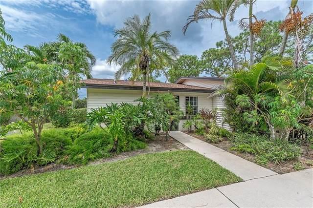1011 Pine Isle Ln #1011, Naples, FL 34112 (#220052557) :: The Dellatorè Real Estate Group