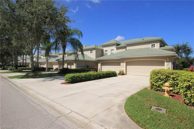 3495 Laurel Greens Ln S #203, Naples, FL 34119 (MLS #220052601) :: Eric Grainger | Engel & Volkers