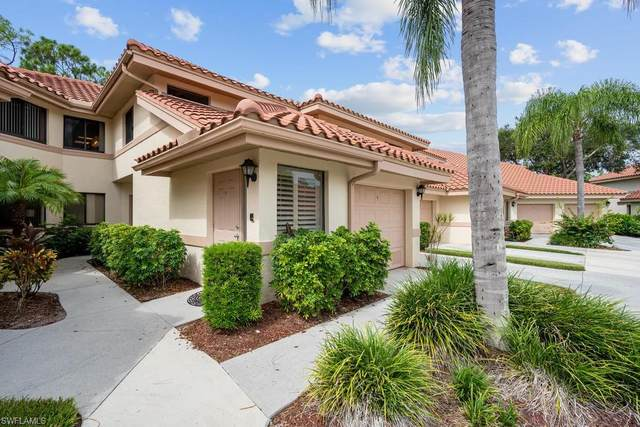7306 Ascot Ct 10-4, Naples, FL 34104 (#220052650) :: The Dellatorè Real Estate Group