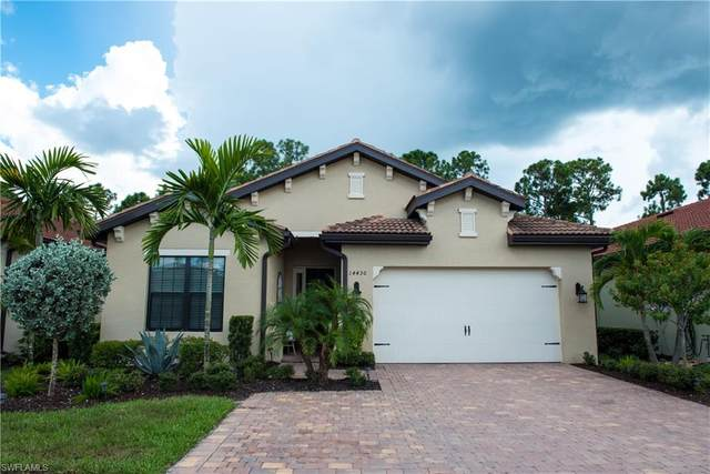 14430 Tuscany Pointe Trl, Naples, FL 34120 (#220052745) :: Caine Premier Properties