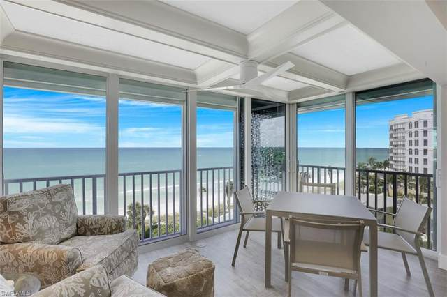 1717 Gulf Shore Blvd N #704, Naples, FL 34102 (#220053049) :: The Dellatorè Real Estate Group