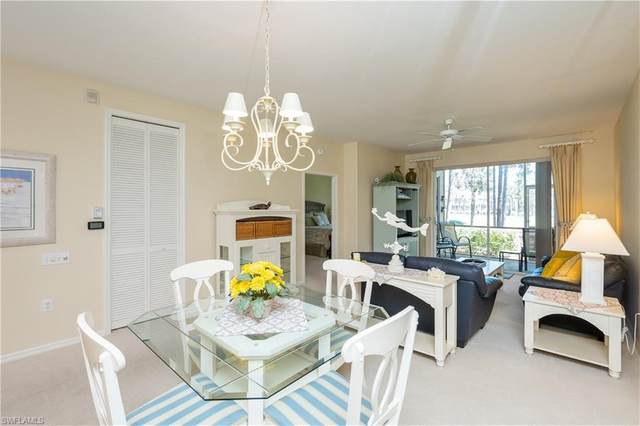 8267 Parkstone Pl 9-105, Naples, FL 34120 (#220053199) :: The Dellatorè Real Estate Group