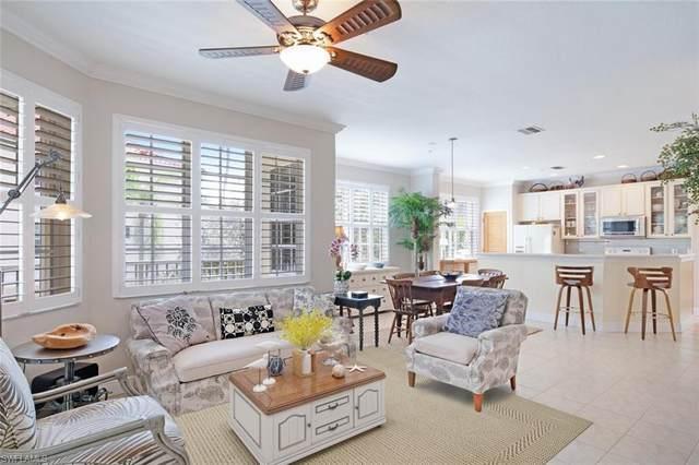 4853 Hampshire Ct #107, Naples, FL 34112 (#220053251) :: Caine Premier Properties