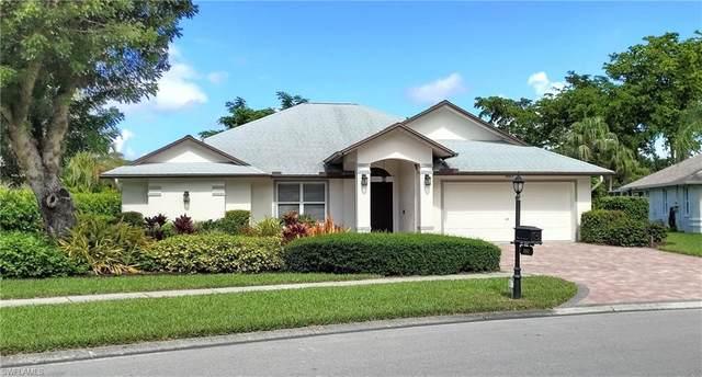860 Hidden Harbour Dr, Naples, FL 34109 (MLS #220053318) :: Florida Homestar Team