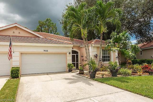 7432 Berkshire Pines Dr, Naples, FL 34104 (#220053523) :: The Dellatorè Real Estate Group
