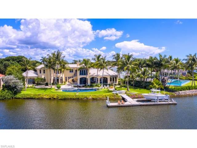 1700 Galleon Dr, Naples, FL 34102 (#220053993) :: Equity Realty