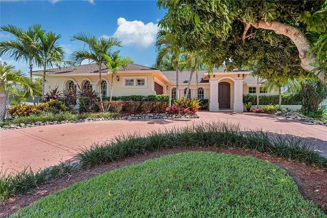 1580 Pelican Ave, Naples, FL 34102 (#220054055) :: Southwest Florida R.E. Group Inc