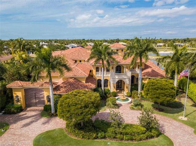 2117 Canna Way, Naples, FL 34105 (#220054321) :: Equity Realty