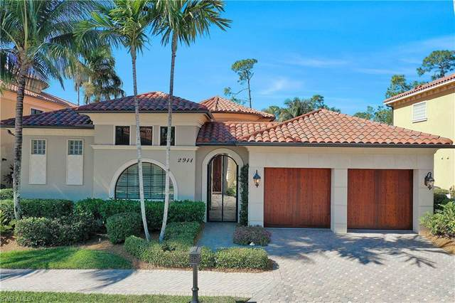 2911 Tiburon Blvd E, Naples, FL 34109 (#220054403) :: Equity Realty