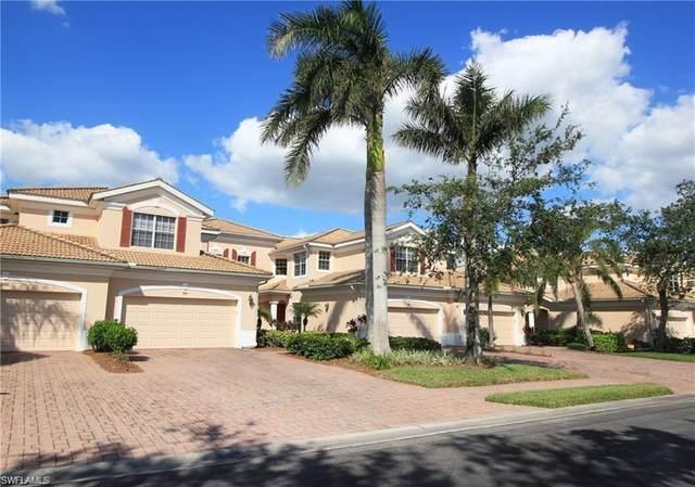 12811 Carrington Cir 1-101, Naples, FL 34105 (#220054603) :: Equity Realty