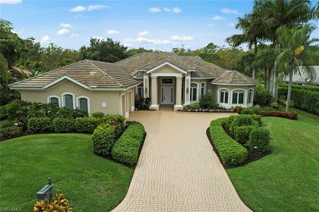747 Saint Georges Ct, Naples, FL 34110 (MLS #220054674) :: Domain Realty