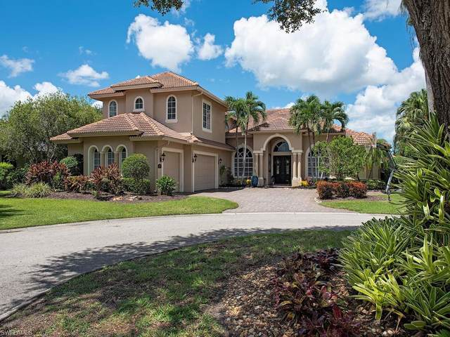 11521 Tanager Ct, Naples, FL 34119 (MLS #220054825) :: Palm Paradise Real Estate