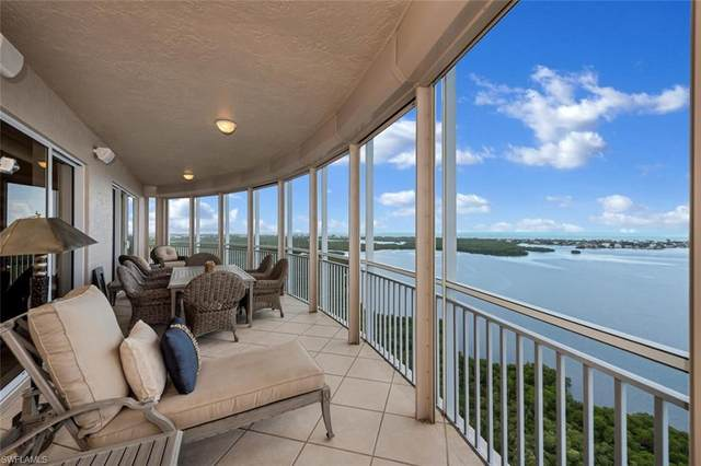 4731 Bonita Bay Blvd #2002, Bonita Springs, FL 34134 (#220054862) :: The Dellatorè Real Estate Group