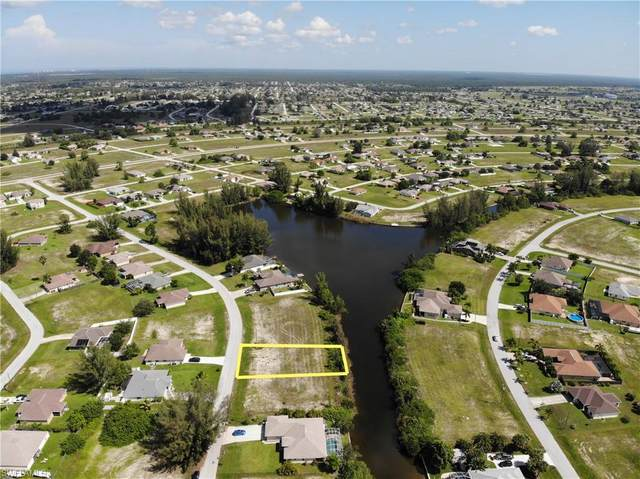 1205 NW 20th Pl, Cape Coral, FL 33993 (MLS #220055020) :: RE/MAX Realty Group