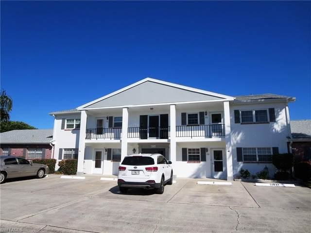 8730 Rose Ct #6, Fort Myers, FL 33919 (#220055084) :: Equity Realty