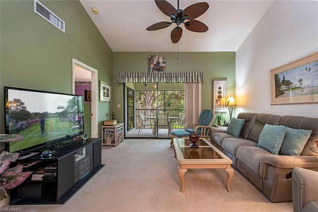 12501 Cold Stream Dr #407, Fort Myers, FL 33912 (MLS #220055520) :: Kris Asquith's Diamond Coastal Group