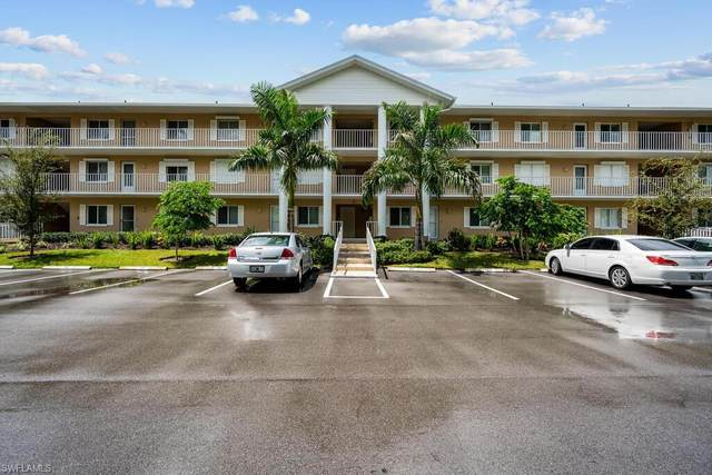 3001 Sandpiper Bay Cir B103, Naples, FL 34112 (MLS #220055601) :: Florida Homestar Team