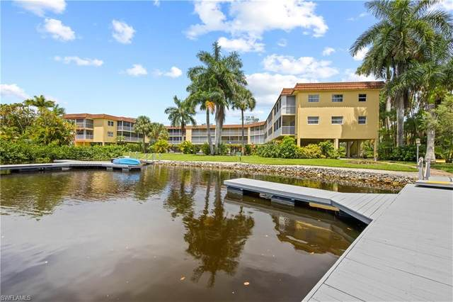 1666 Osprey Ave #102, Naples, FL 34102 (#220055678) :: The Dellatorè Real Estate Group