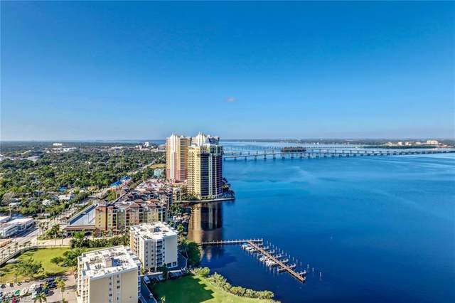 3000 Oasis Grand Blvd #1506, Fort Myers, FL 33916 (MLS #220055751) :: Florida Homestar Team