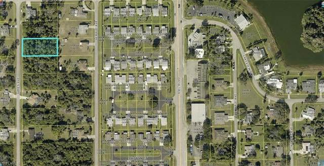 James Ave, Lehigh Acres, FL 33972 (MLS #220055799) :: RE/MAX Realty Group