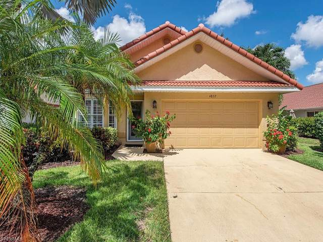 4857 Europa Dr, Naples, FL 34105 (MLS #220055841) :: Kris Asquith's Diamond Coastal Group