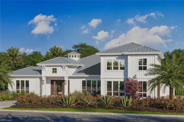 1550 Nautilus Rd, Naples, FL 34102 (#220055846) :: The Dellatorè Real Estate Group