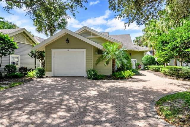 14 Golf Cottage Dr, Naples, FL 34105 (#220055910) :: The Michelle Thomas Team