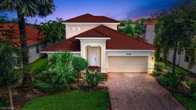 12768 Aviano Dr, Naples, FL 34105 (#220056151) :: The Dellatorè Real Estate Group