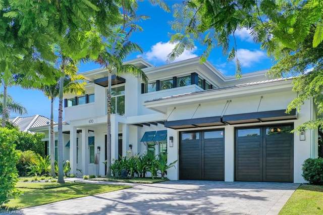 630 5th Ave N, Naples, FL 34102 (MLS #220056188) :: RE/MAX Realty Group