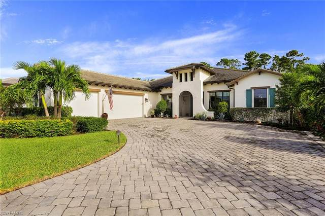 2303 Somerset Pl, Naples, FL 34120 (#220056209) :: Southwest Florida R.E. Group Inc
