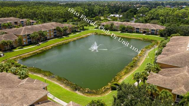 1810 Florida Club Cir #1104, Naples, FL 34112 (#220056256) :: Jason Schiering, PA