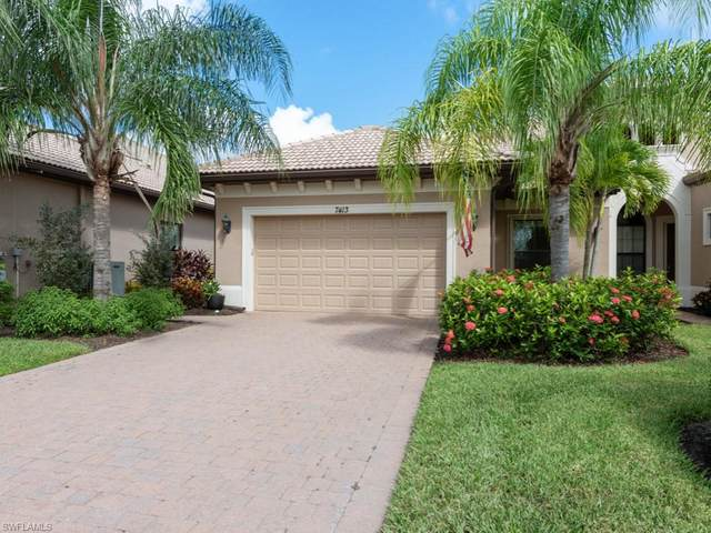 7413 Moorgate Point Way, Naples, FL 34113 (#220056499) :: The Dellatorè Real Estate Group