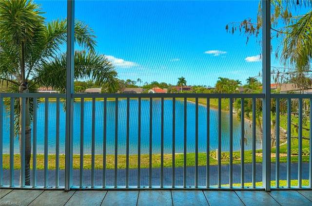 1100 Partridge Cir #201, Naples, FL 34104 (#220056595) :: The Dellatorè Real Estate Group