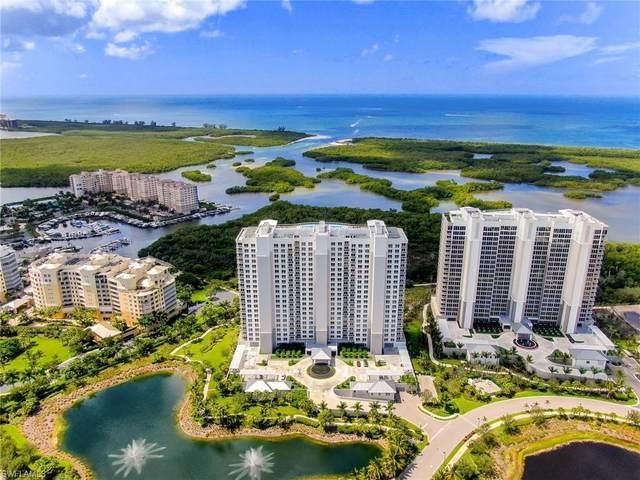 13915 Old Coast Rd #2202, Naples, FL 34110 (MLS #220056782) :: Florida Homestar Team