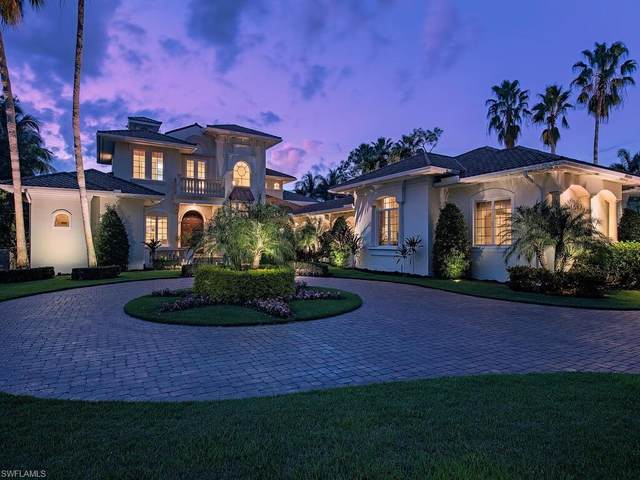 3141 Dahlia Way, Naples, FL 34105 (MLS #220056954) :: The Naples Beach And Homes Team/MVP Realty