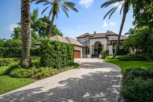3405 Gin Ln, Naples, FL 34102 (#220056988) :: Equity Realty