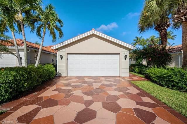 4191 Los Altos Ct, Naples, FL 34109 (#220057018) :: Southwest Florida R.E. Group Inc