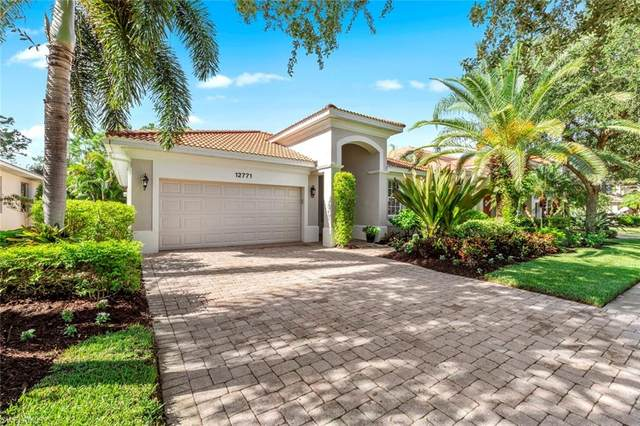 12771 Aviano Dr, Naples, FL 34105 (MLS #220057082) :: Palm Paradise Real Estate