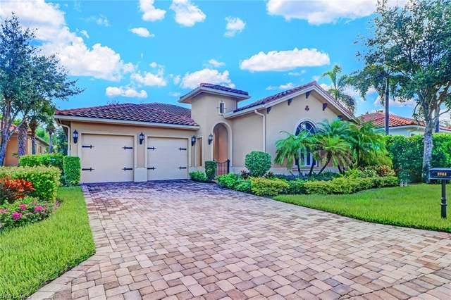 2088 Rivoli Ct, Naples, FL 34105 (#220057144) :: Southwest Florida R.E. Group Inc