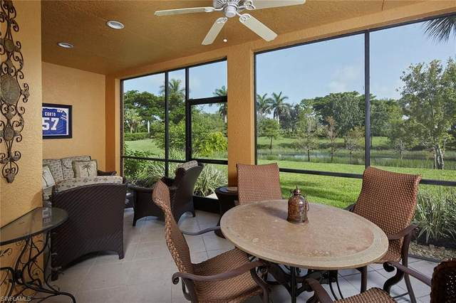 12001 Toscana Way #102, Bonita Springs, FL 34135 (#220057343) :: Vincent Napoleon Luxury Real Estate