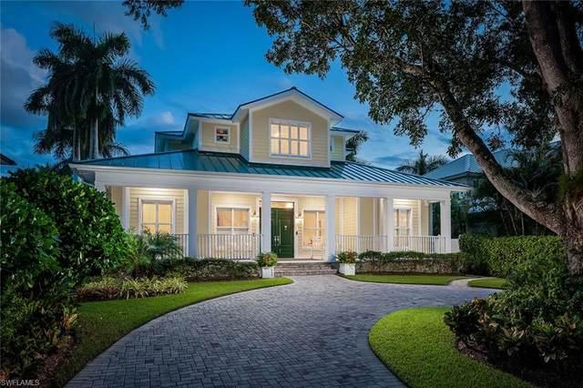 362 2nd Ave N, Naples, FL 34102 (MLS #220057419) :: Eric Grainger | Engel & Volkers