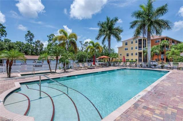 4420 Botanical Place Cir #301, Naples, FL 34112 (#220057491) :: Equity Realty