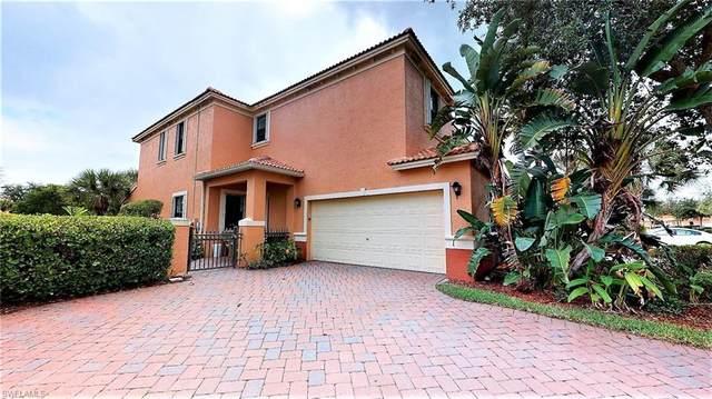 14768 Pinnacle Pl #64, Naples, FL 34119 (#220057523) :: The Dellatorè Real Estate Group