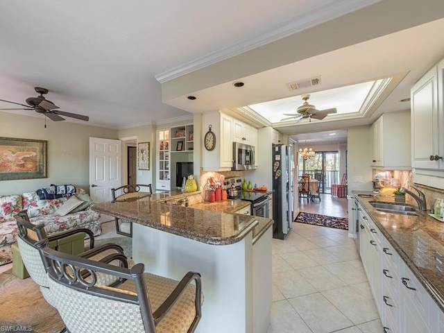 545 Lake Louise Cir 5-201, Naples, FL 34110 (#220057591) :: Equity Realty