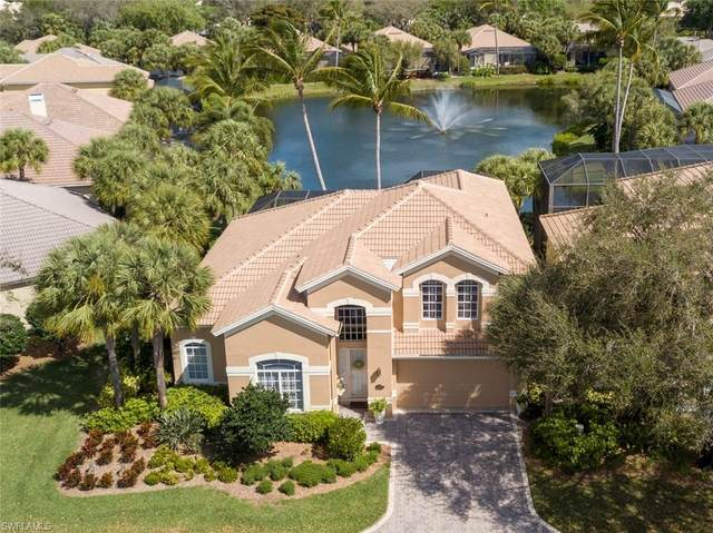 2285 Island Cove Cir, Naples, FL 34109 (MLS #220057652) :: Florida Homestar Team