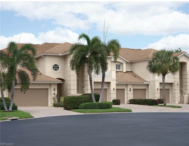 2435 Mont Claire Ct #201, Naples, FL 34109 (MLS #220057960) :: Florida Homestar Team