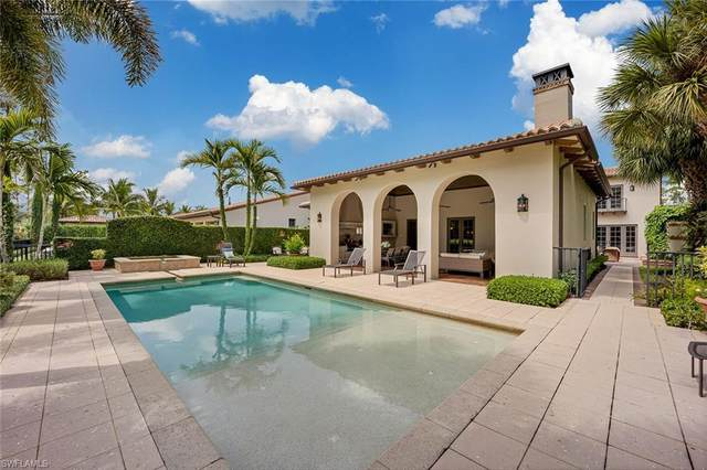 16986 Cortile Dr, Naples, FL 34110 (#220057990) :: The Dellatorè Real Estate Group
