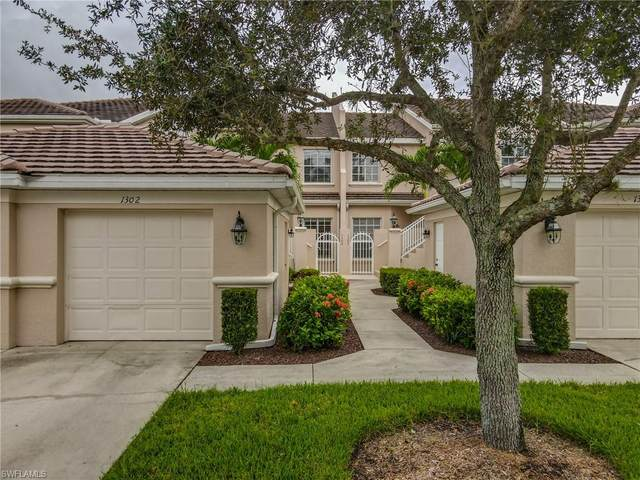 6245 Wilshire Pines Cir #1302, Naples, FL 34109 (MLS #220058027) :: Palm Paradise Real Estate