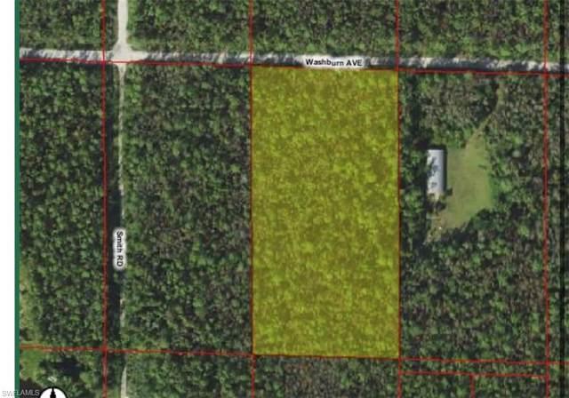 Washburn Ave, Naples, FL 34117 (MLS #220058058) :: Clausen Properties, Inc.